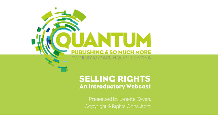 Selling Rights: An Introductory Webcast