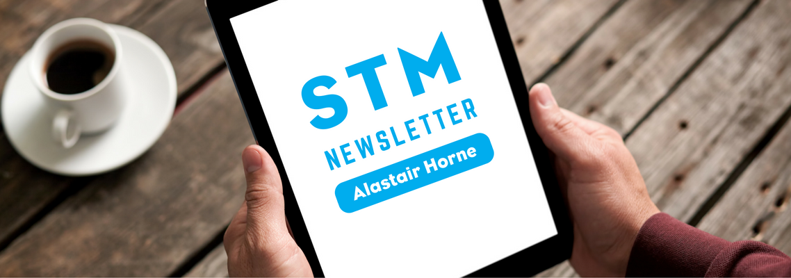 STM Publishing Newsletter – August 2018
