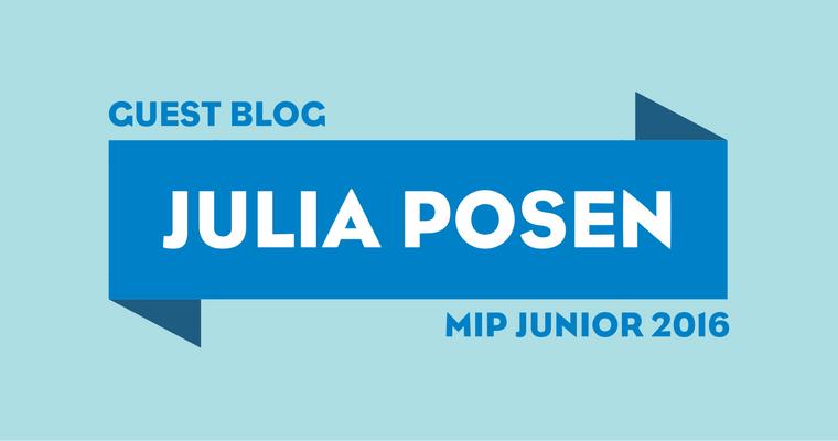 The Book as a Brand Platform: MIP Junior Blog