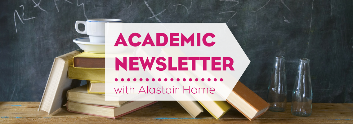 Academic Newsletter – December 2017