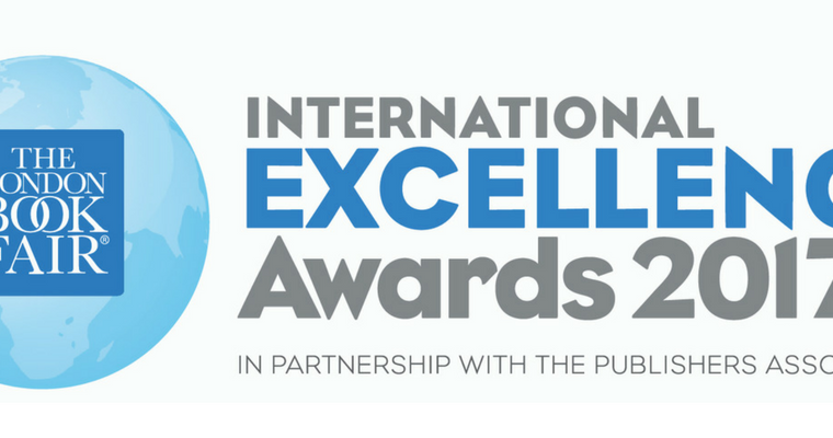 The London Book Fair International Excellence Awards in Association with Hytex 2016: Winners Announced