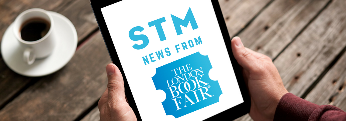 STM News from The London Book Fair – February 2017