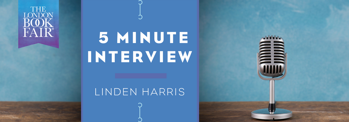 5 Minute Interview with Linden Harris