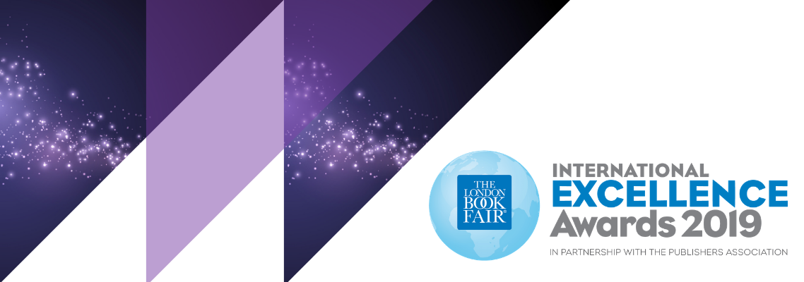 Entries open for The London Book Fair International Excellence Awards 2019