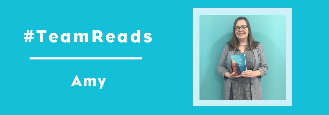 #TeamReads – Meet Amy