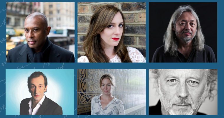 Leading writers Caryl Phillps, Holly Bourne and Seno Gumira Ajidarma announced for The London Book Fair Author of the Day line-up 2019