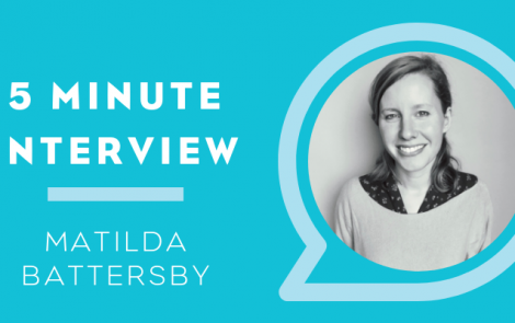 5 Minutes With Matilda Battersby