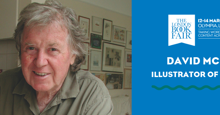 David McKee announced as LBF's Illustrator of the Fair