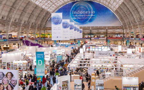 Ian McEwan, Caryl Phillips, Slaughter, David McKee and More Kick Off London Book Fair 2019