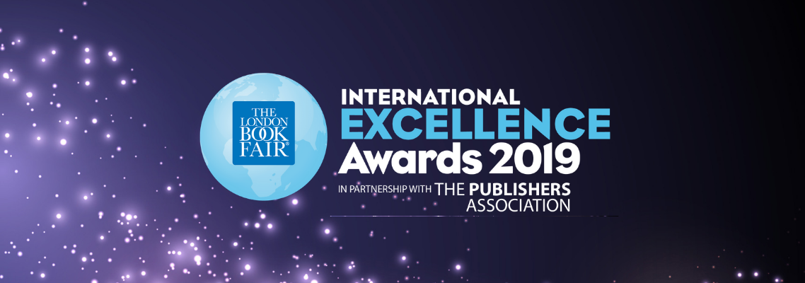 The London Book Fair International Excellence Awards 2019: Winners Announced
