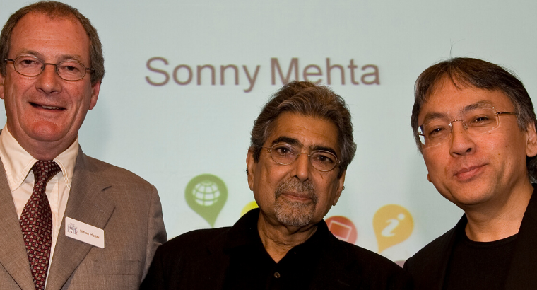 Remembering Sonny Mehta