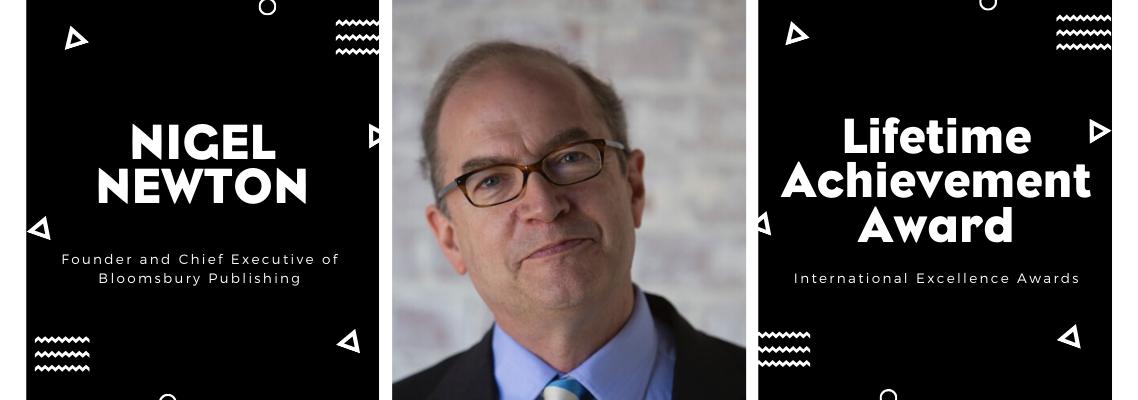 Nigel Newton to Receive The London Book Fair Lifetime Achievement Award 2020