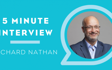 5 Minutes With: Richard Nathan