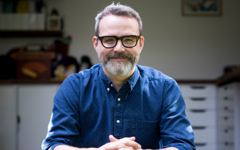 Rob Biddulph Announced as LBF's  Illustrator of the Fair